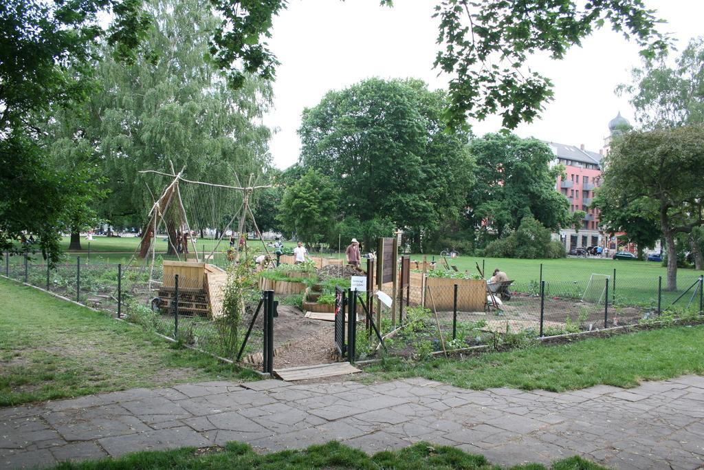 Stadtgarten Alaunpark