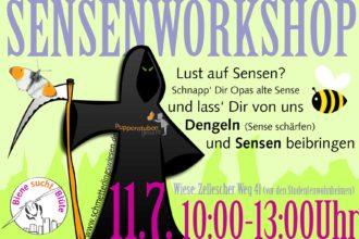 Sensenworkshop @ Zellescher Weg | Dresden | Sachsen | Deutschland