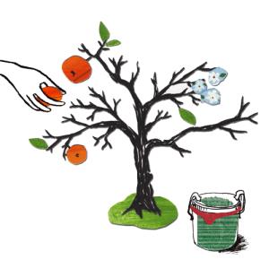süß & saftig – die Apfelernte haltbar machen @ Blaue Fabrik in der Grünen Villa