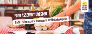 Food Assembly Dresden @ Matthäuskapelle