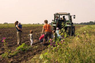 Infoveranstaltung solidarische Landwirtschaft @ Freie Montessorischule Huckepack
