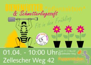Bienenfutter & Schmetterlingssaft @ Wiese | Dresden | Sachsen | Deutschland