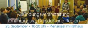 Ernährungsrat Gründungsveranstaltung @ Rathaus Plenarsaal