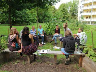 Workshop Verstetigung und Selbstorganisation @ Zentralwerk