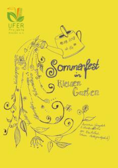 Sommerfest im Kleinen Garten @ Kleiner Garten Strehlen