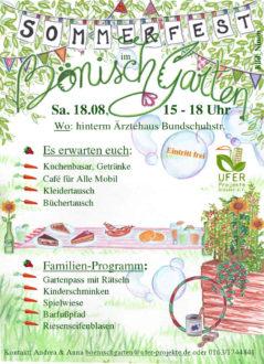 Sommerfest @ Bönischgarten