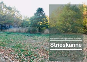 """Strieskanne Planungswerkstatt: Gestaltet mit uns den Garten! @ Vegibunt (Eingang Kleingärten """"Flora I"""")"""