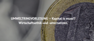 TU-Umweltinitiative (TUUWI): Alternatives Wirtschaften - Ideen & Praxis (mit der Solawi Schellehof, dein Hof, Gohlis u. a.) @ TU Dresden Hörsaalzentrum (HSZ), Raum 304 (HSZ/0304/Z)