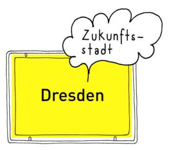 Zukunftsstadt Dresden – gemeinsam Anträge für Nachhaltigkeits-Projekte entwickeln @ Riesa efau, Dachsaal
