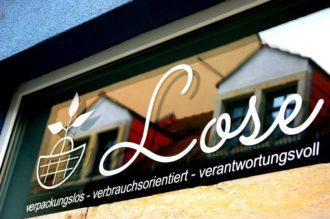 Lose - verpackungslos einkaufen // WIEDERERÖFFNUNG (mit Infostand der Solawi) @ Lose - verpackungslos einkaufen