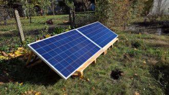 Workshop: Solar-Batterie-System – Selbstbau im Garten @ Gemeinschaftsgarten Wurzelwerk