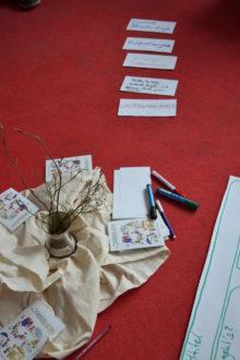 Offene Planungswerkstatt Wurzelwerk @ Zentralwerk, Seminarraum neben Coloradio