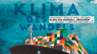 Umundu-Festival: Klima des Wandels erfahren mit dem Fahrradclub und der solidarischen Landwirtschaft (Solawi), Radtour/Hofrundgang @ Treffpunkt Radtour: Goldener Reiter
